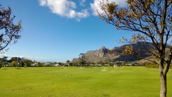 Steenberg Golf, Kapstadt, Südafrika