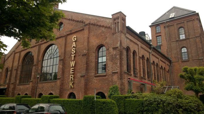 Hamburg hotel gastwerk design hotel mit nachwirkender for Essen design hotel