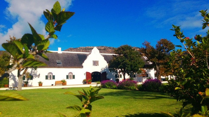 Steenberg Hotel, Kapstadt, Südafrika - / Foto © Nadia Sbilordo