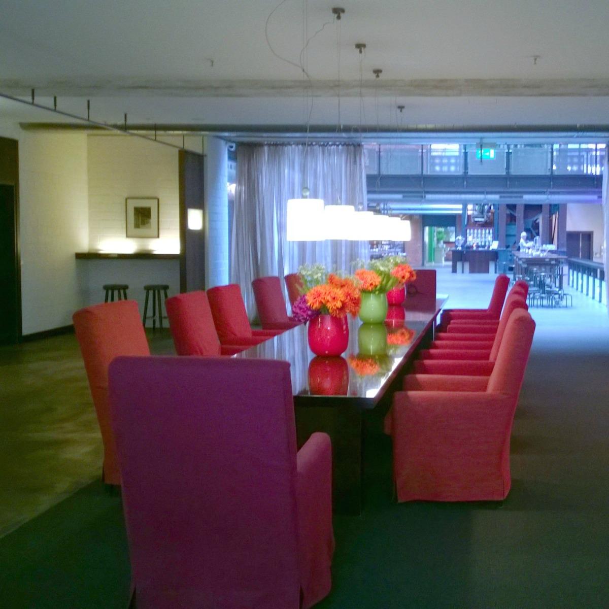 Hamburg Hotel Gastwerk Design Hotel Mit Nachwirkender