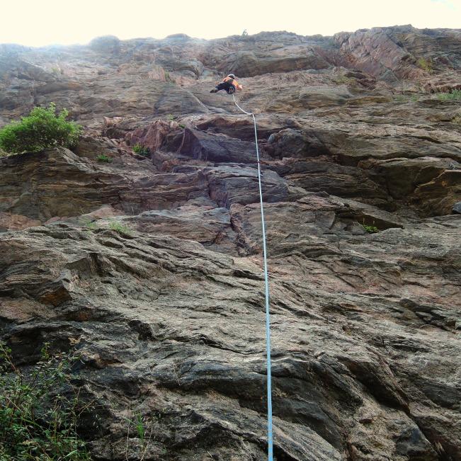 eiger climb