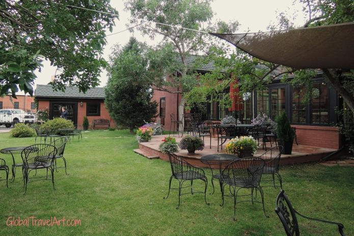 Chamberlin Garden
