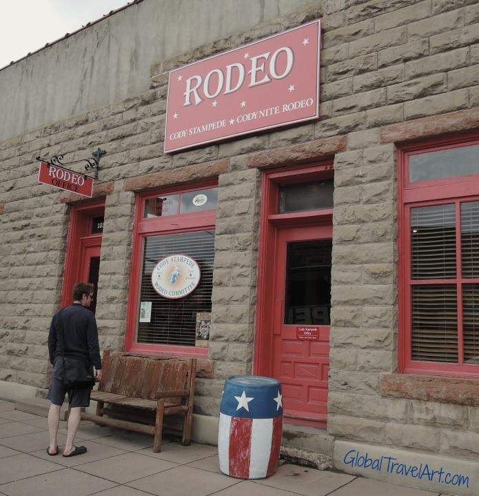 Rodeo Ticketschalter