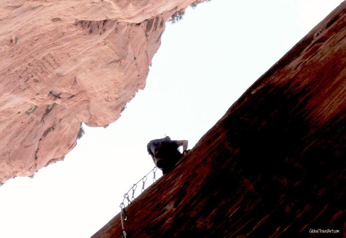 klettern-diagonal