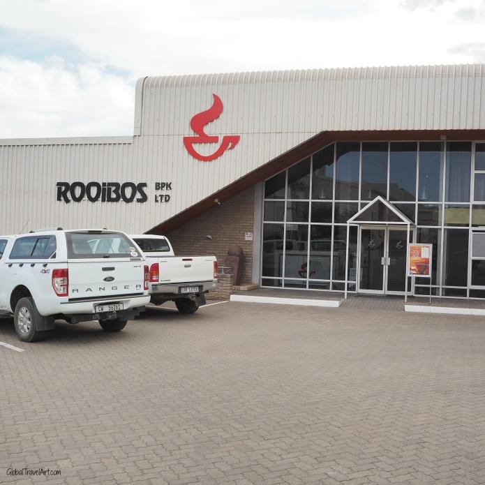 Rooibos Fabrik Clanwilliam