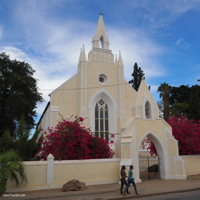 Kirche in Clanwilliam