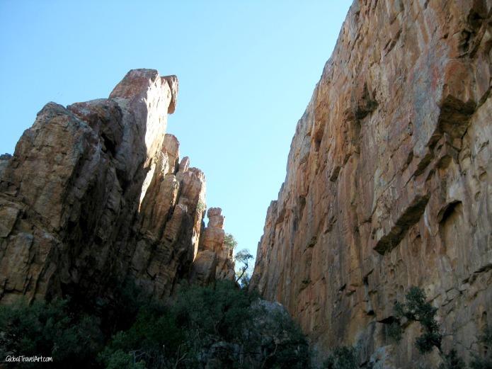 Sanddrif Crags